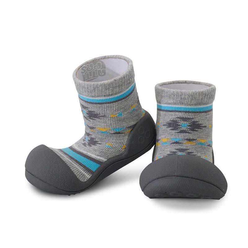 Zapatos Attipas Nordic - Gris -