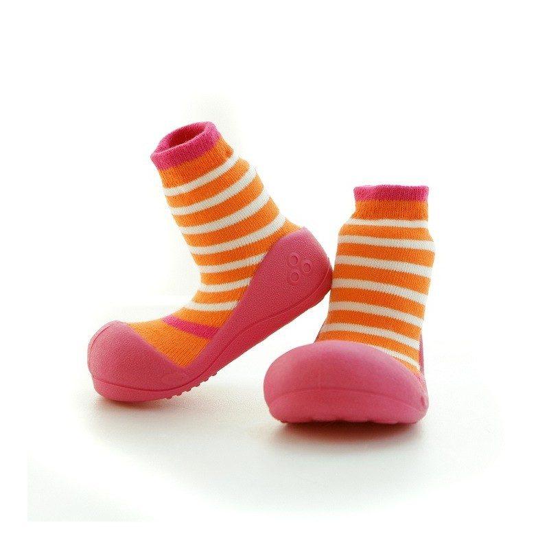 Zapatos Attipas Ringle - Rosa -