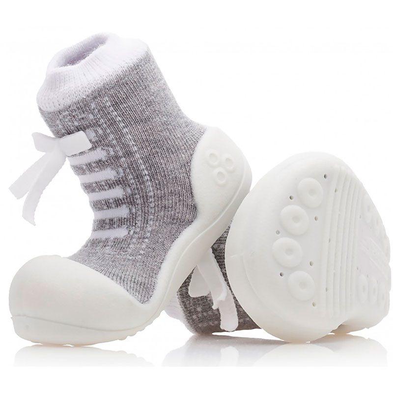 Zapatos Attipas Sneakers - Gris -