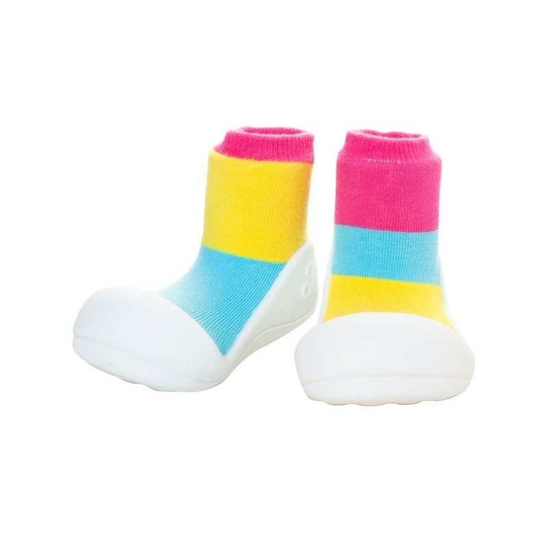 Zapatos Attipas Together - Rosa -