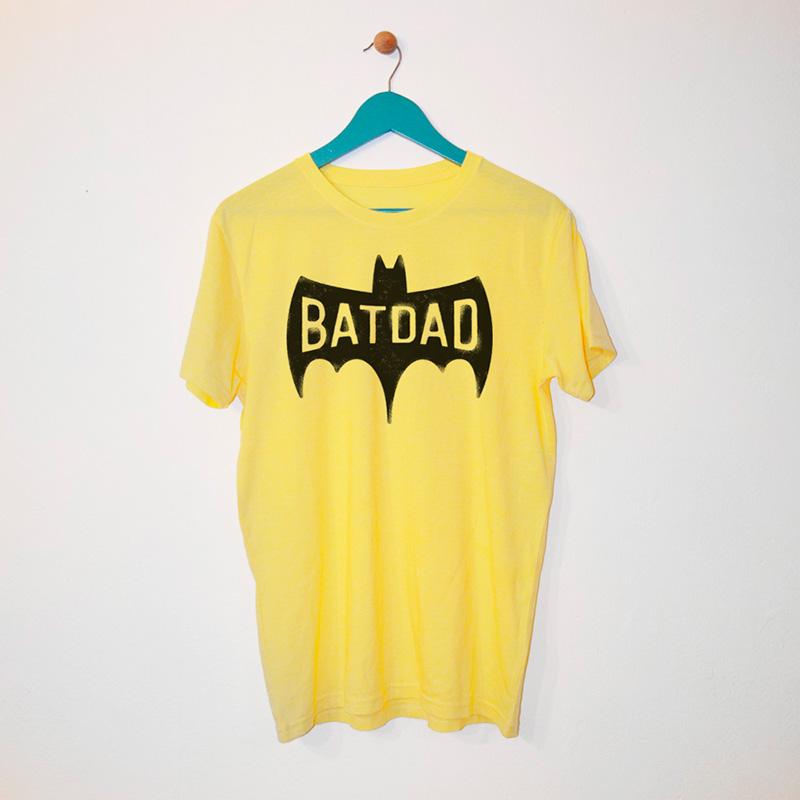 Camiseta 'Batdad'