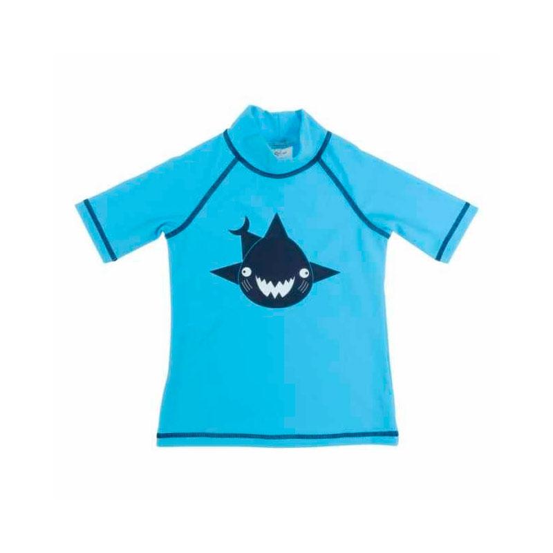 Camiseta para el baño con factor UPF 50+ - Tiburón -