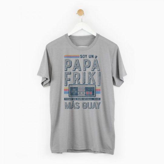 Camiseta ' Papá Friki'