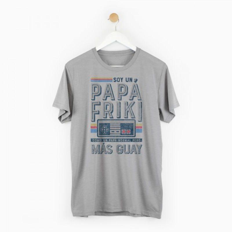 camiseta-papa-friki-mamushka-monetes