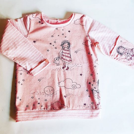 Camiseta 12/18 M -Rosa-