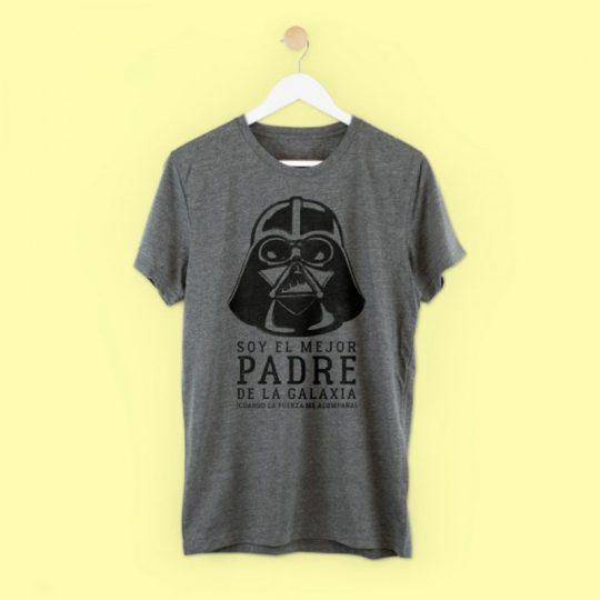 Camiseta 'Vader padre'