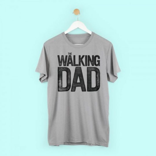 Camiseta 'Walking Dad'