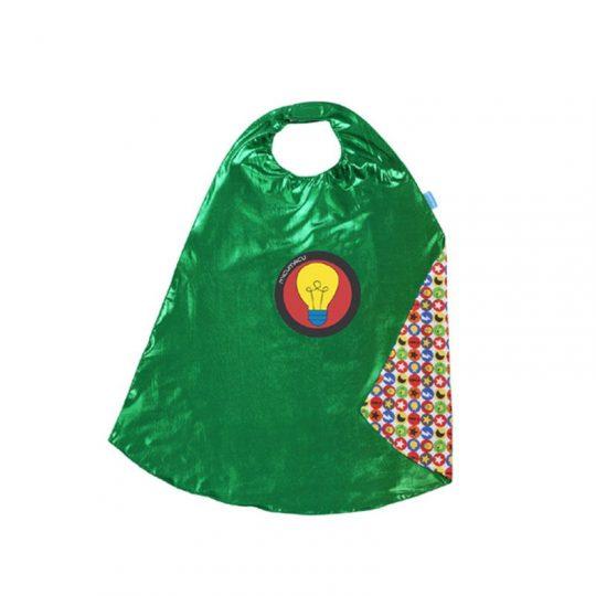 Capa verde Bombilla