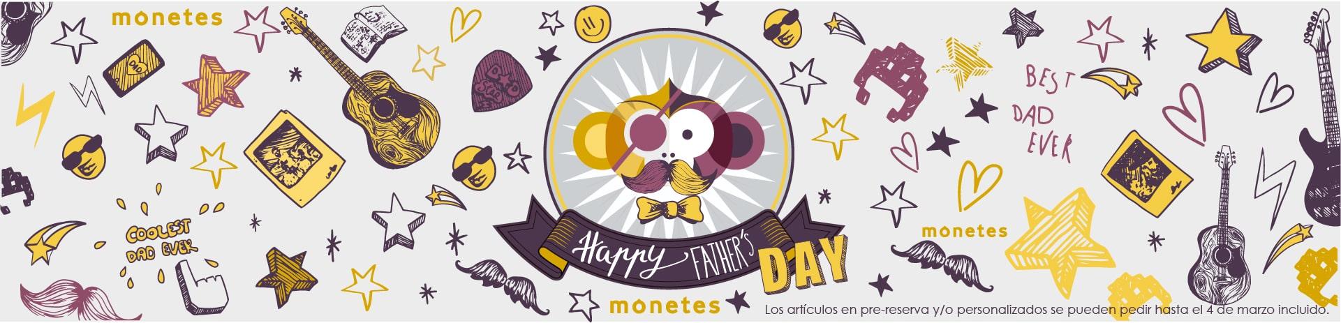 Regalos Día del Padre - Monetes