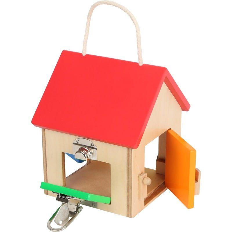 Casa de Cerraduras Compacta - Monetes