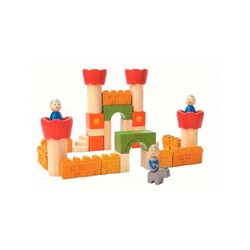 Castillo de bloques PlanToys
