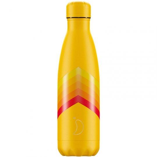 Botella Isotérmica Edición Retro - Zigzag 500ml