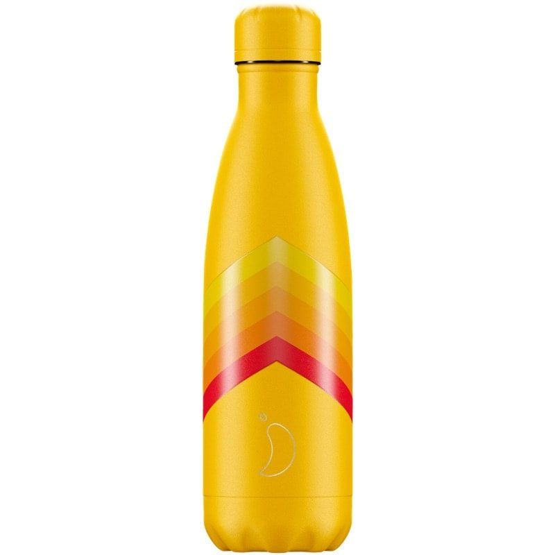 Botella Chilly's Retro Zigzag 500ml - Monetes