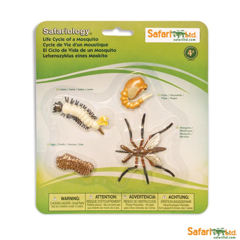 Ciclo de la Vida Safari Ltd - Mosquito -