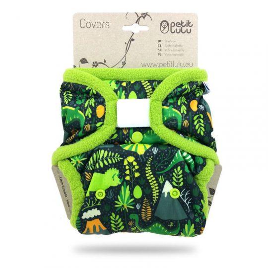 Cobertor Talla Única Velcro Petit Lulu - Dinos -