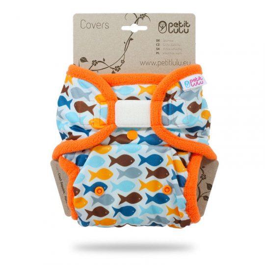 Cobertor Talla Única Velcro Petit Lulu - Goldfish -