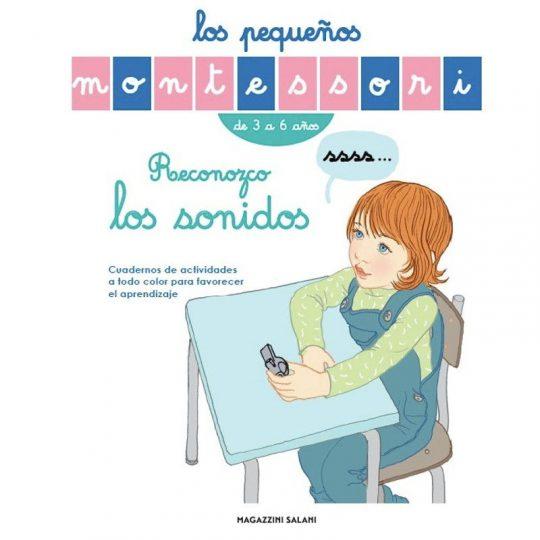 Los pequeños Montessori - Reconozco los sonidos -