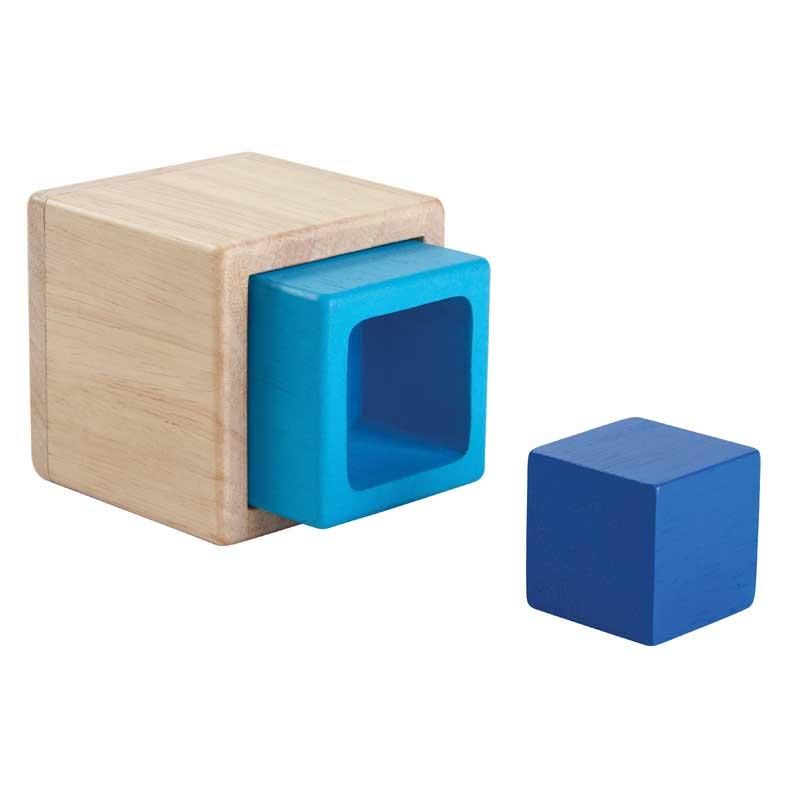 Cubos Encajables Plan Toys