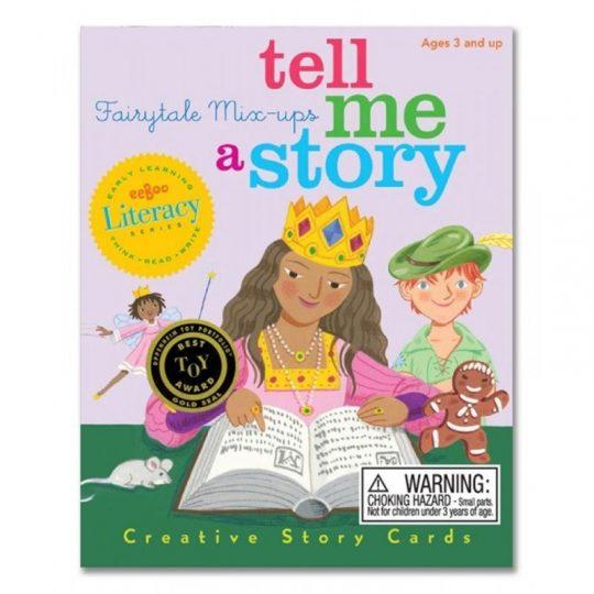 Crea una historia: Cuento de Hadas