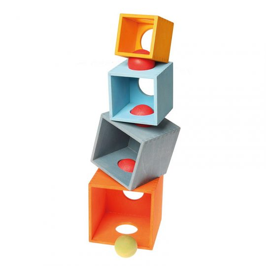 Dancing Boxes