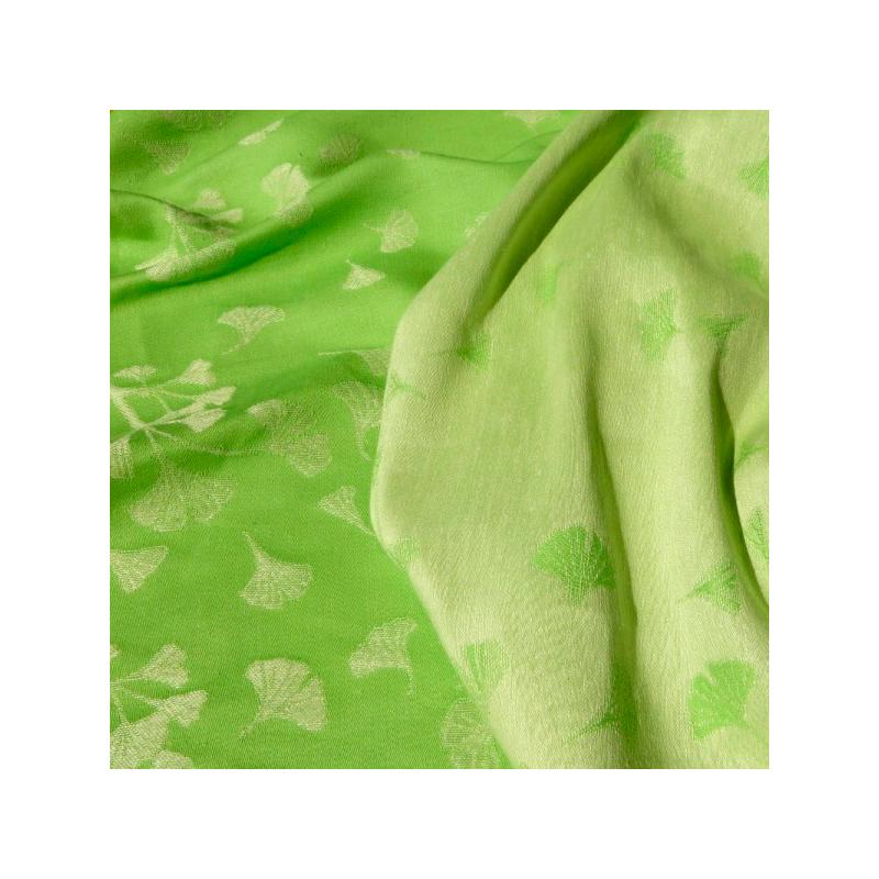 Fular Didymos Ginkgo Lime Green