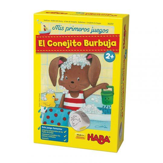 Mis primeros juegos: El Conejito Burbuja