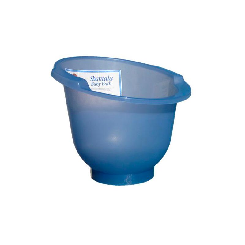 Bañera anticólico Shantala Azul