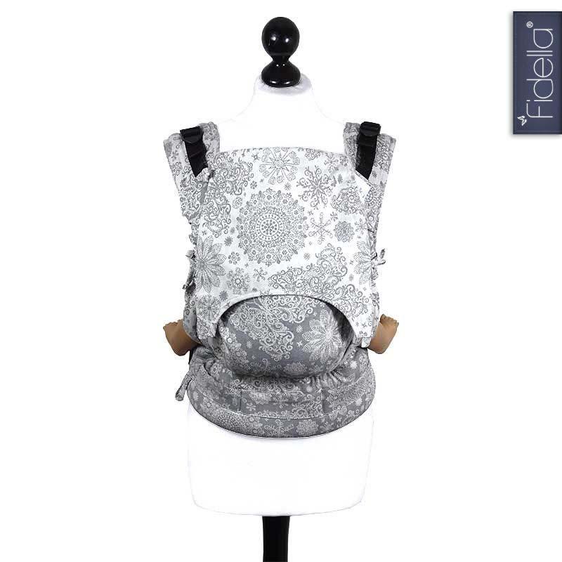 Mochila Fidella Fusion Iced Butterfly - Smoke - Baby