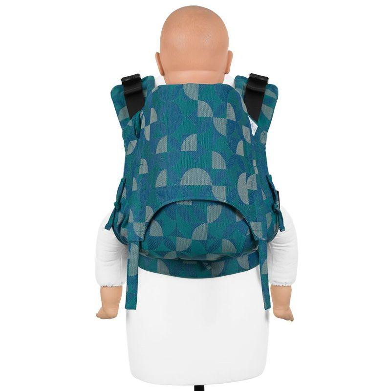 fidella-fusion-v2-mochila-ergonomica-kaleidoscope-azul-verde-toddler-monetes