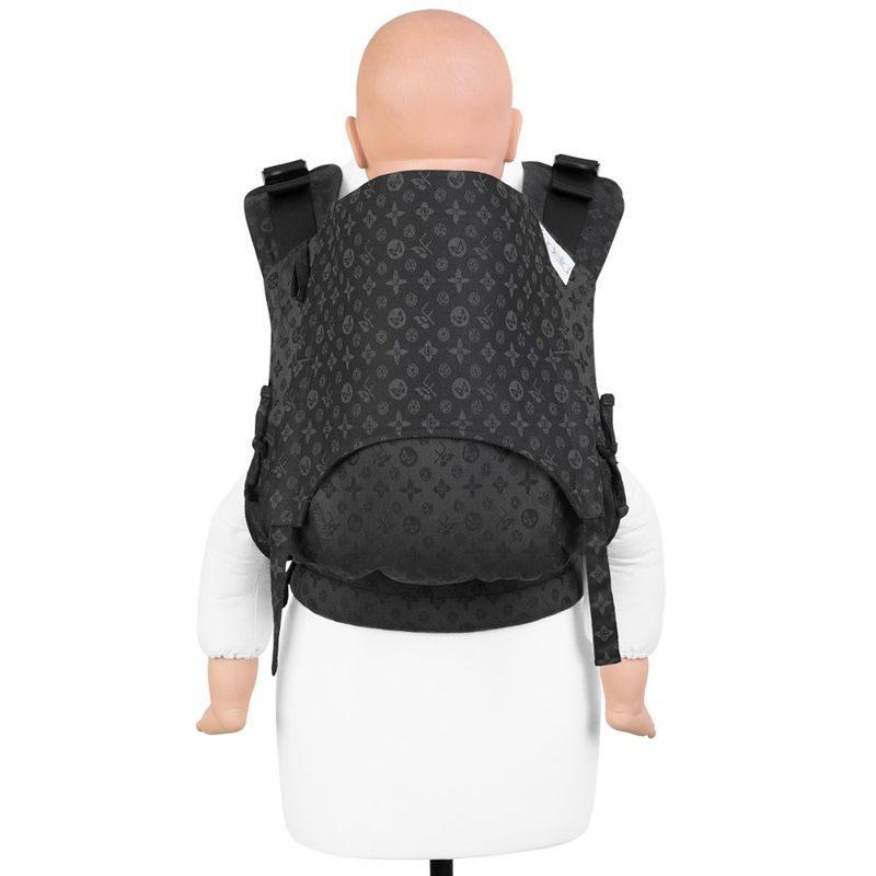 fidella-fusion-v2-mochila-ergonomica-paris-negro-precioso-toddler-monetes