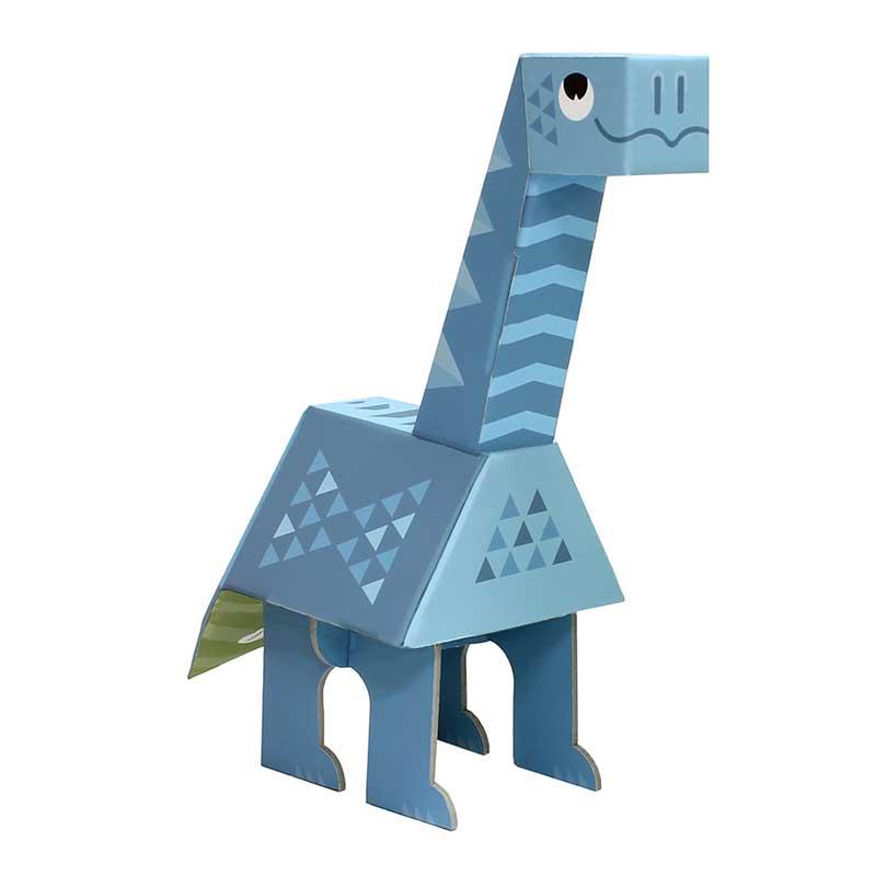 Fold my dino: Apatosaurus