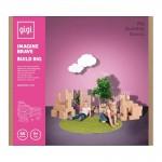 Gigi Bloks - Bloques de construcción 60 piezas XXL