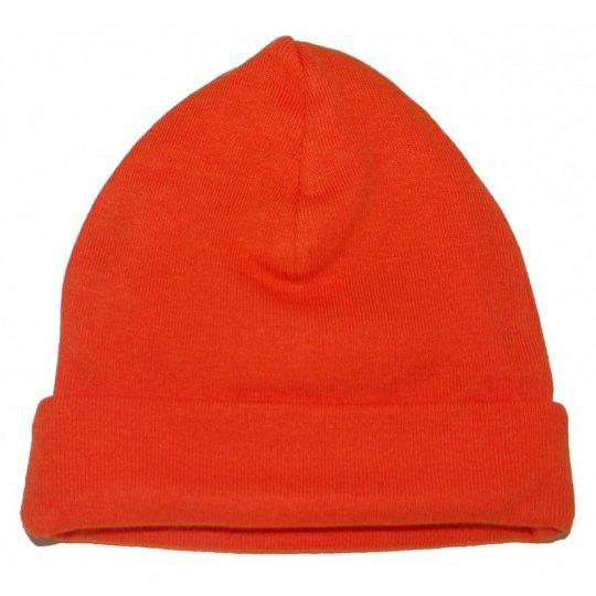 Gorro bebé - Naranja-