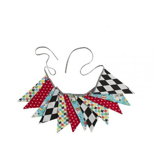 Banderola decorativa - Blue Circus -