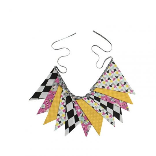 Banderola decorativa - Pink Circus -