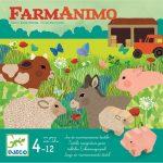 Juego de mesa cooperativo FarmAnimo - Monetes