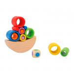Mini juegos de madera