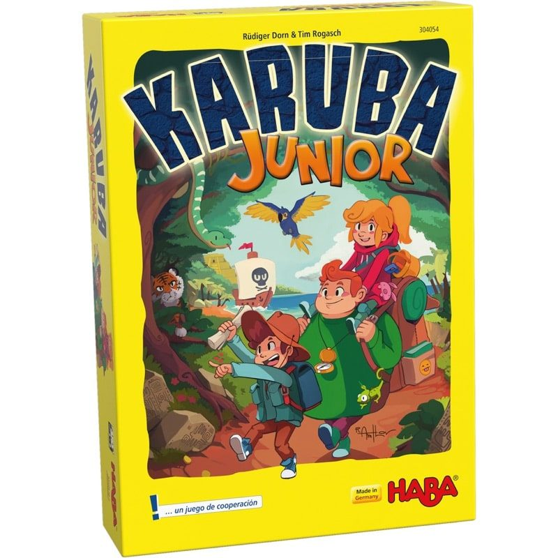 Kanuba Junior - Monetes