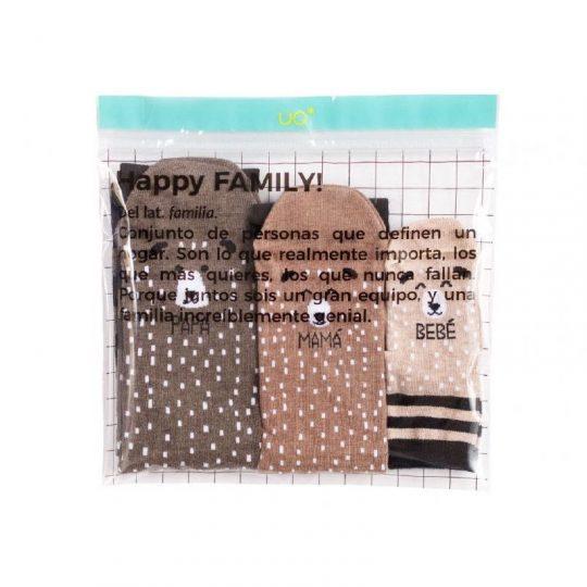 Kit Family 'Familia Oso'