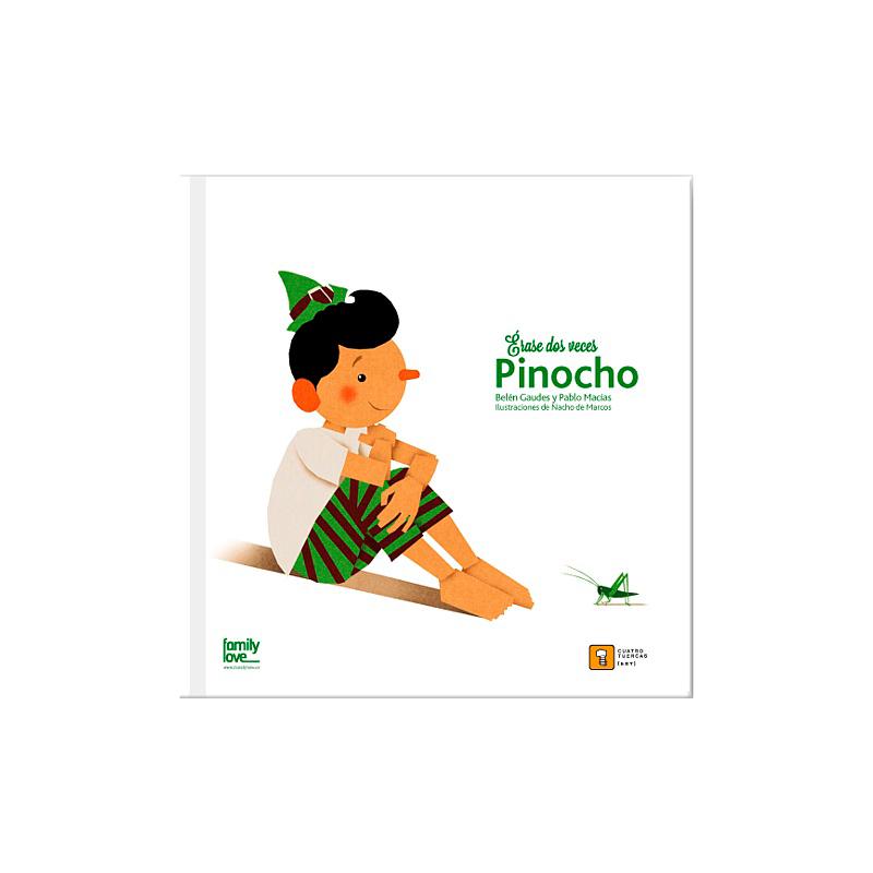 Érase dos veces Pinocho
