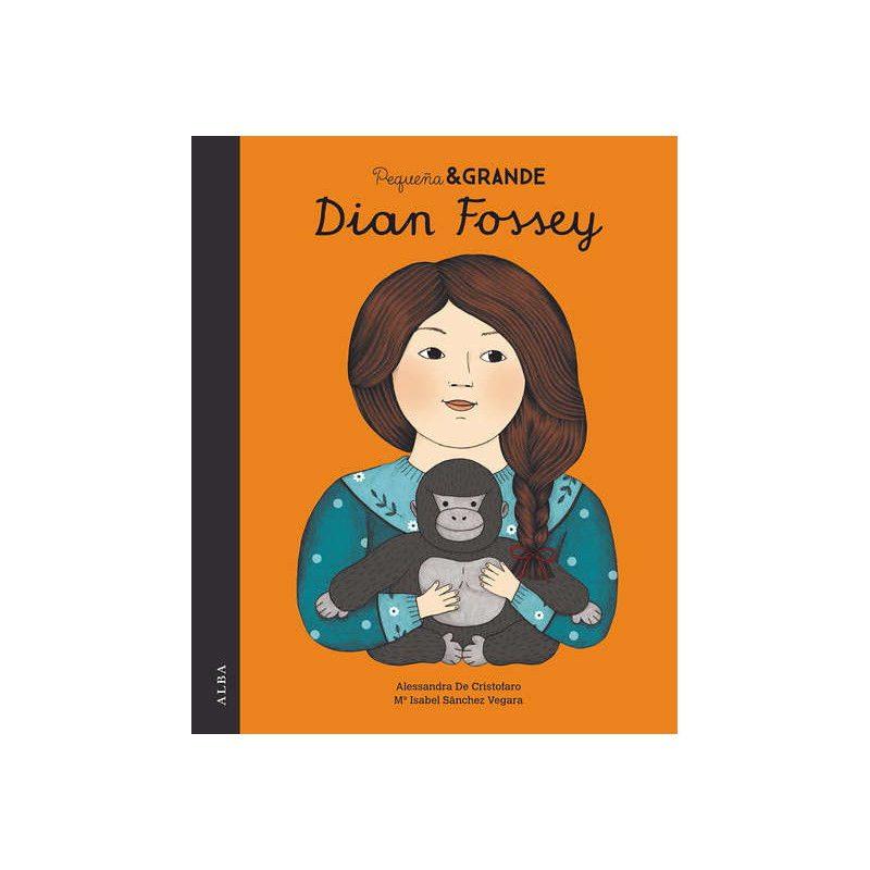 libro-pequenya-gande-Dian-Fossey-alba-editorial-monetes