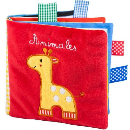 Animales - Libro de tela -