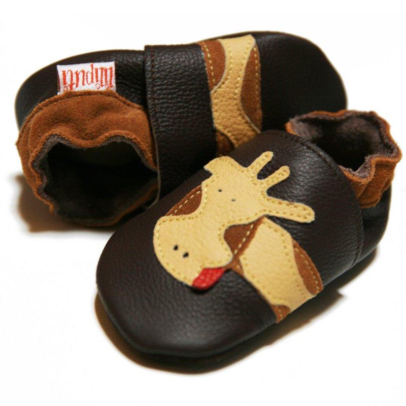 Calzado de suela blanda -Jirafa-