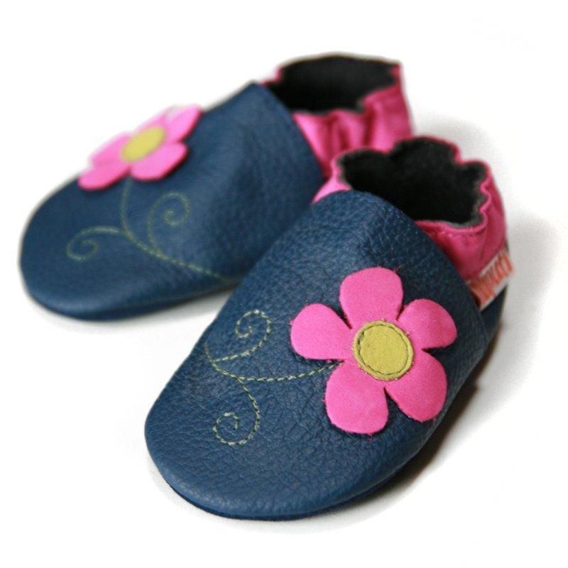 Calzado de suela blanda - Spring Flower -