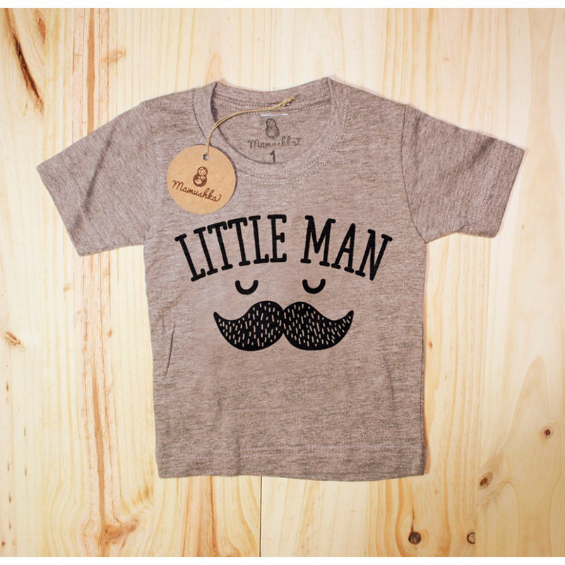 Camiseta 'Little Man'