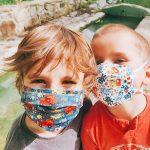 Imaskki. Mascarillas higiénicas homologadas infantiles reutilizables (diferentes modelos)