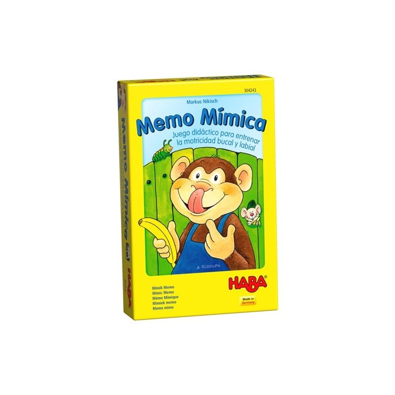 Memo Mímica - Monetes