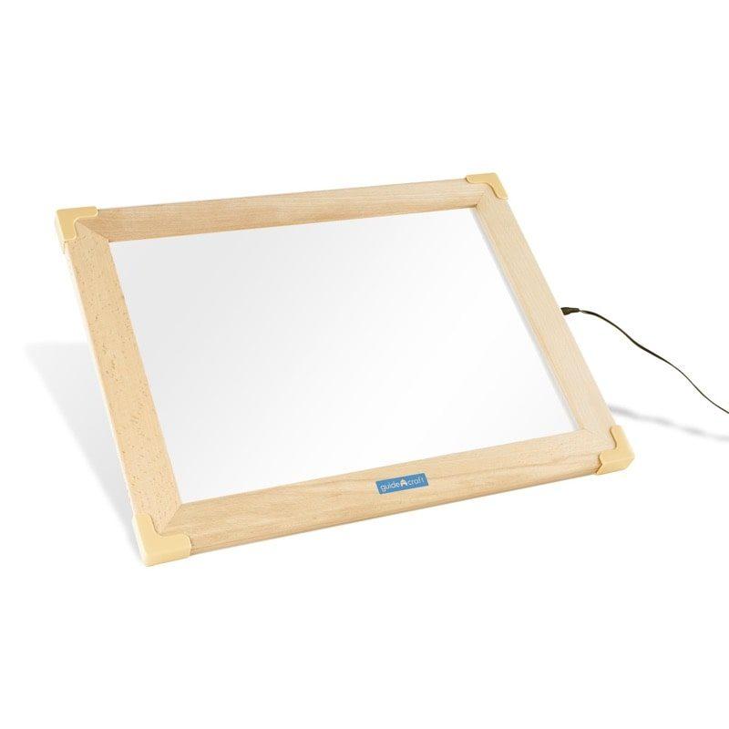 Mesa de luz Guidecraft en Monetes