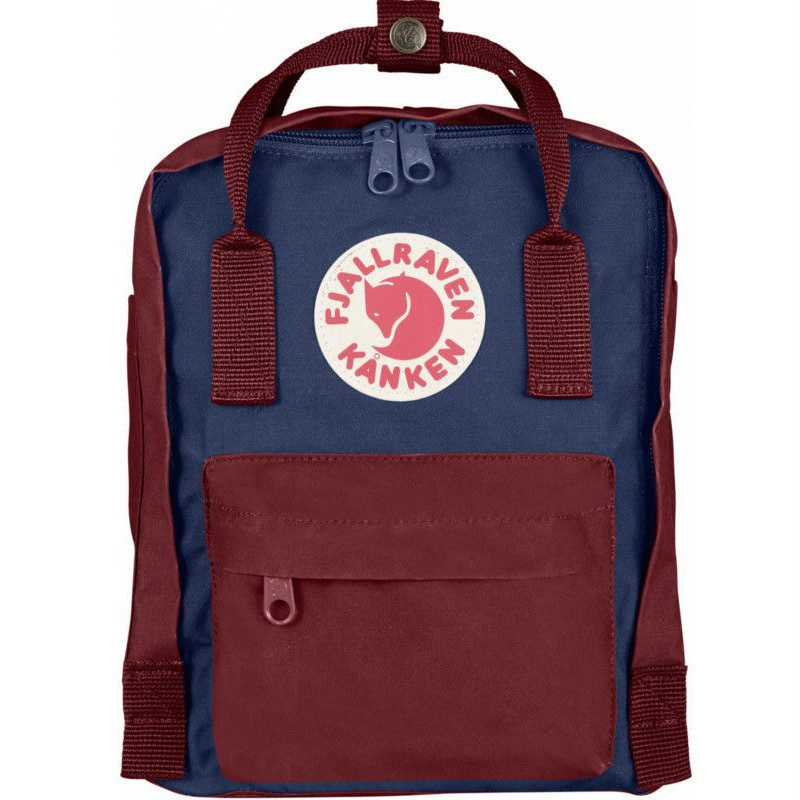 mochila-kanken-mini-royal-blue-ox-red-monetes