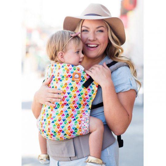 Mochila Tula Toddler Confetti Pop